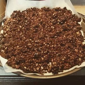 chocolate protein granola
